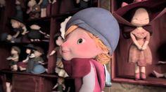 Альма Alma HD короткометражный страшный мультик про куклу