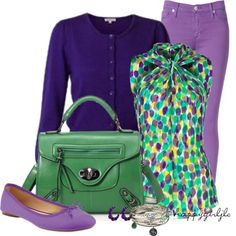 """""""Lilacs in the Spring"""" by happygirljlc on Polyvore"""