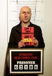 Chris Brookmyre Book Writer, Prison, Writers, Scotland, Broadway Shows, Books, Livros, Sign Writer, Livres