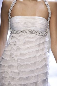 Valentino at Couture Spring 2007 (Details)