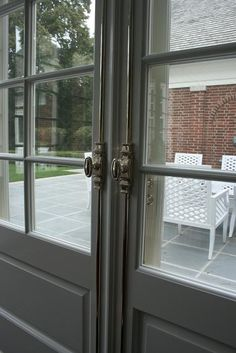 Cremone Bolts for French Doors