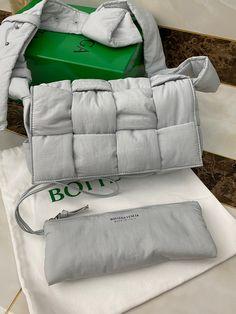 Bv nylon puffer shoulder bag Bottega Veneta, Shoulder Bag, Throw Pillows, Bags, Shopping, Handbags, Toss Pillows, Cushions, Shoulder Bags