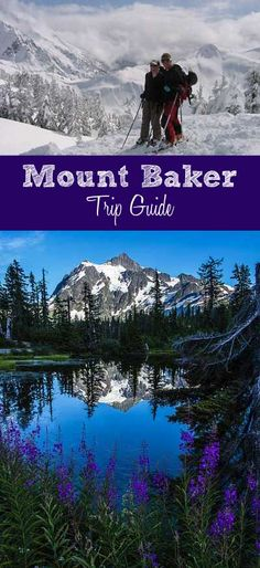 Great late-summer hiking here > Mount Baker Trip Guide, North Cascades