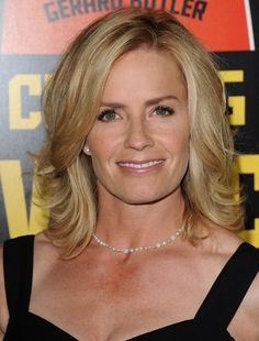 Elisabeth Shue's Shoulder-Length Cut (Hairstyle Ideas)