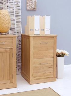 mobel oak 2 drawer filing cabinet the perfect stylish addition to a home office the solid oak furnituredrawer