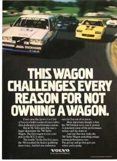 1986 Volvo 700 Ad: This Wagon Challenges Every Reason