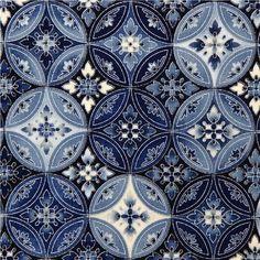 Beautiful Mediterranean tile work.