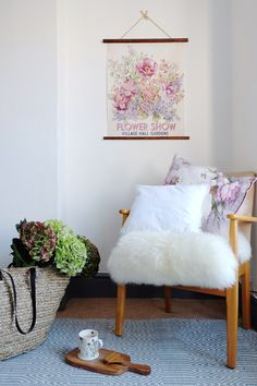 Laura Ashley Blog | MAKING FLORALS MODERN WITH GATHERED CHEER | http://blog.lauraashley.com