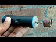 How To Make A Dremel Tool | Sanding Band - YouTube