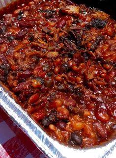 Oklahoma Joe's Smoked Beans   9Recipes