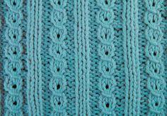Hvordan strikke falske fletter – lær deg teknikken - Søstrene Miljeteig Tunisian Crochet, Crochet Stitches, Crochet Hats, Crochet Designs, Crochet Patterns, Prayer Shawl, Crochet Videos, Mtv, Blanket