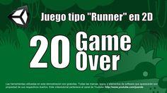 20 - Game Over - Tutorial Unity 2D en español