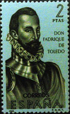 Sellos - D. Fadrique de Toledo