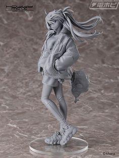 『エヴァンゲリオン』米山舞氏が描くRADIO EVAフィギュアの第2シリーズが始動!式波・アスカ・ラングレーフィギュアの原型を初公開! | 電撃ホビーウェブ Radios, Toy People, Garden Sculpture, Game Of Thrones Characters, Japanese, Anime, Fictional Characters, Statues, Hobbies