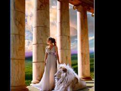 Greek Gods and Goddesses v . The Titans (Greek Τιτάν, plural Τιτάνες) were a race of powerful . Greek Gods And Goddesses, Greek Mythology, Ancient Goddesses, Braut Christi, Art Prophétique, Bride Of Christ, Prophetic Art, Daughters Of The King, Bible Scriptures