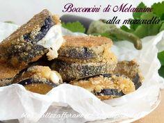 Bocconcini di Melanzane alla Mozzarella-giallozafferano.it