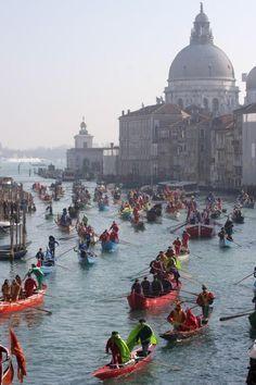 Weer zo'n prachtige foto uit Venetië