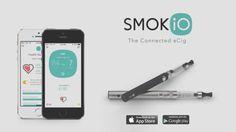 Smokio - The Connected eCig - Bluetooth - elektrische sigaret