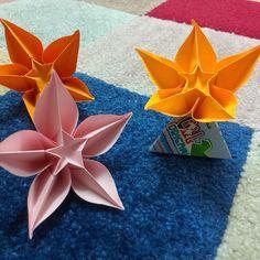 Origami paper folding flower kubreforic origami paper folding flower mightylinksfo