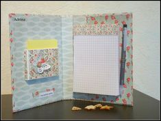 Tuto carnet Post-it d'Adriana
