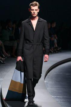 Stefano Pilati for Ermenegildo Zegna Spring 2014 Menswear Collection Slideshow on Style.co