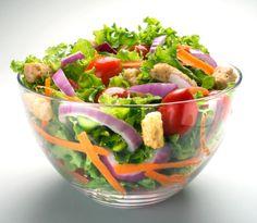 La dieta dell'insalata per dimagrire facilmente