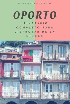 10 lugares espectaculares que ver en Oporto en 2 días » Ruta del Mate Traveling With Baby, Eurotrip, Travel Guide, Madrid, Places To Go, Things To Do, Wanderlust, Europe, Explore