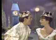 Cinderella with Lesley Anne Warren.  this was my favorite growing up :)  sat down to watch it with my daughter and she thought it was totally lame:)LOL