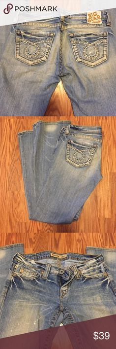 Big Star Sweet Jeans Big Star Sweet Jeans, size 27R... see pics for more details Big Star Jeans