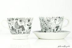 Kitchenware, Tableware, Vintage Ceramic, Metallica, Tea Party, Kitchen Dining, Art Deco, House Design, Plates