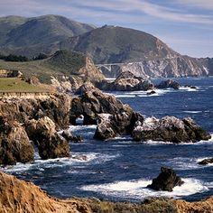 awesome big sur site, includes accommodations, things to do, places to eat etc. Beautiful Places In The World, Oh The Places You'll Go, Great Places, Places To Travel, Places Ive Been, Places To Visit, Big Sur, California Coast, California Travel