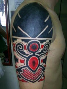 tatuagens marajoara - Pesquisa Google