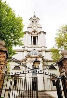 St Anne's Limehouse (1714-30), by Nicholas Hawksmoor