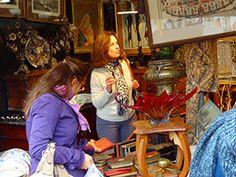 Antique fair, Place du Grand Sablon