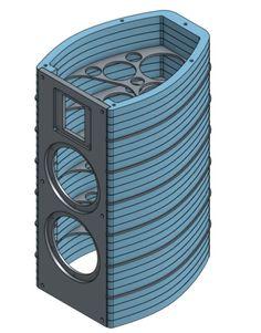 Картинки по запросу plywood speaker designs