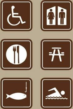 Our Activity Signs, Trail Signs, Trail Posts and Trail Markers are made from rec… - İpekce Fikirler Camping Signs, Camping Theme, Tent Camping, School Themes, Classroom Themes, Trail Signs, Camping Parties, Vacation Bible School, Dramatic Play