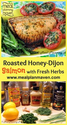 Roasted Honey-Dijon