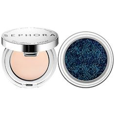 SEPHORA COLLECTION Glittering Eye Duo 03 BLUE ** Check out the image by visiting the link.