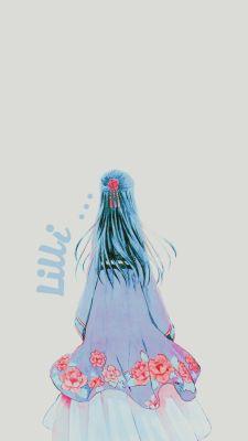 Akatsuki no Yona / Yona of the Dawn anime and manga || An Lili