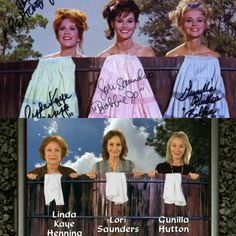 Look at them now. Petticoat Junction, Hero Movie, Movie Tv, Lori Saunders, The Beverly Hillbillies, Tv Icon, Pose Reference Photo, Tv Couples, Old Shows
