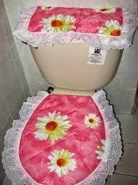 Resultado de imagem para jogos de banheiro em tecido