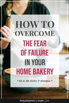 I'm convinced that it's nearly impossible to build up a sustainable, successful home baking business without dealing with our fear & anxiety issues. Bakery Business Plan, Baking Business, Cake Business, Business Planning, Business Tips, Business Video, Starting A Catering Business, Business Supplies, Business Opportunities