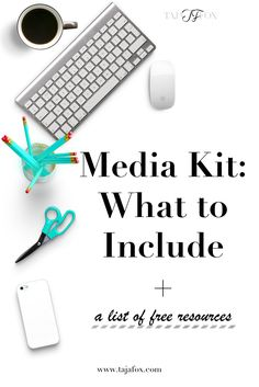 If you don't have a media kit, you can quickly limit and even hinder your?opportunity to work with other brands or companies. The best way to have your blog or brand viewed in the best possible light is creating a well-designed and professional document for review.?
