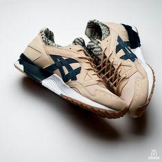 Asics Gel Lite V Kultura by sneakerando :: the sneakers blog