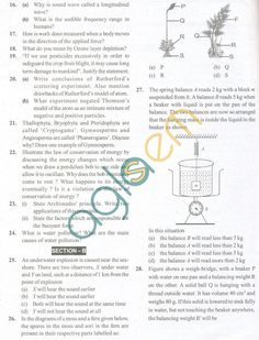 13 Best question paper images in 2017 | Sample paper, Sample
