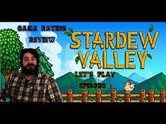 Stardew Valley - Let's Play Episode 1