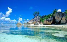 Seychelles, Indian Ocean #holiday #beach #bikini