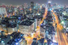 Nishihonmachi 1 Chome, Osaka-shi, Osaka Prefecture  | Go North | by Ryusuke Komori