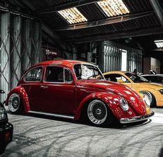 Vw Super Beetle, Beetle Car, German Look, Carros Vw, Volkswagen Karmann Ghia, Volkswagen Golf, Vw Vintage, Camper Renovation, Vw Cars