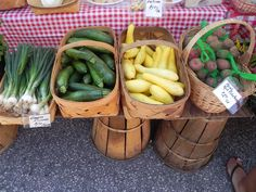 How to Shop at the Farmer's Market